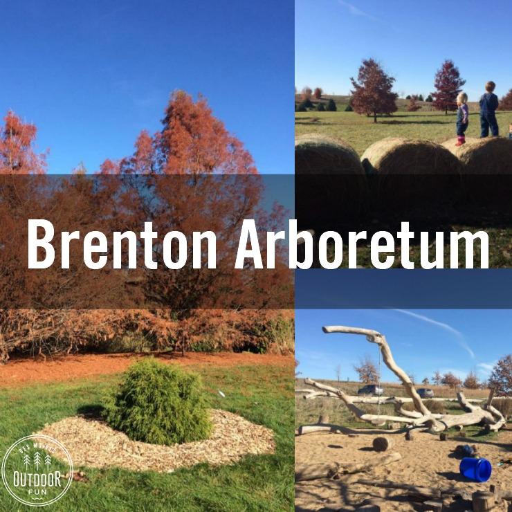 Brenton Arboretum in Dallas Center IOwa near Des Moines Iowa