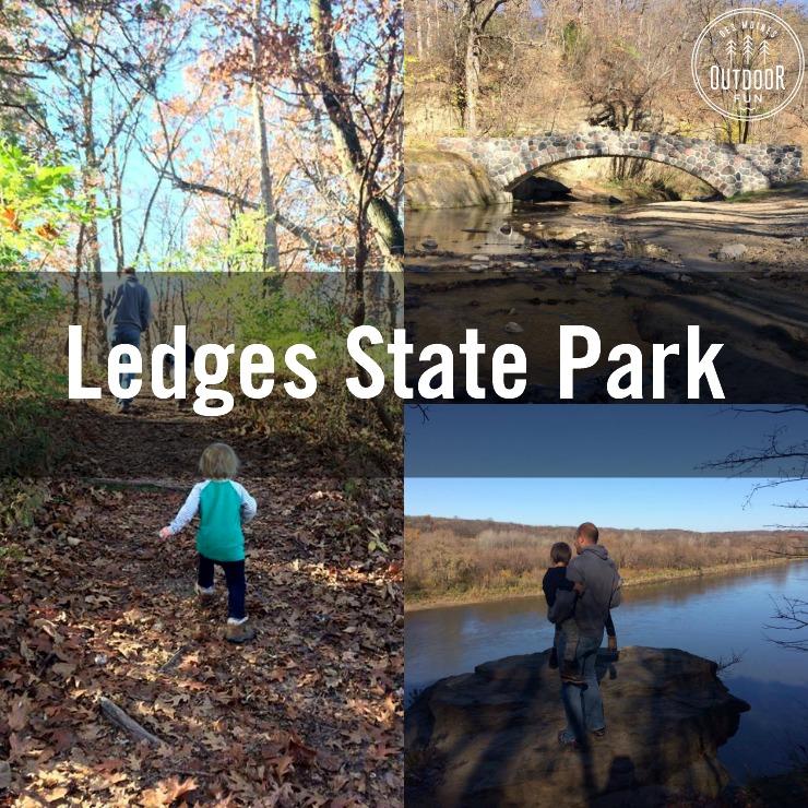 Ledges State Park Madrid Iowa
