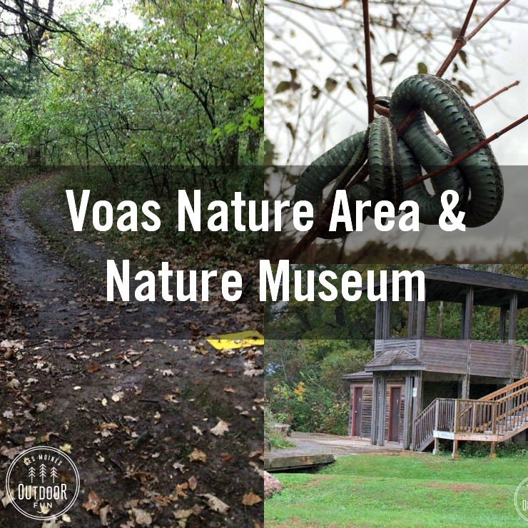 Voas Nature Area And Museum