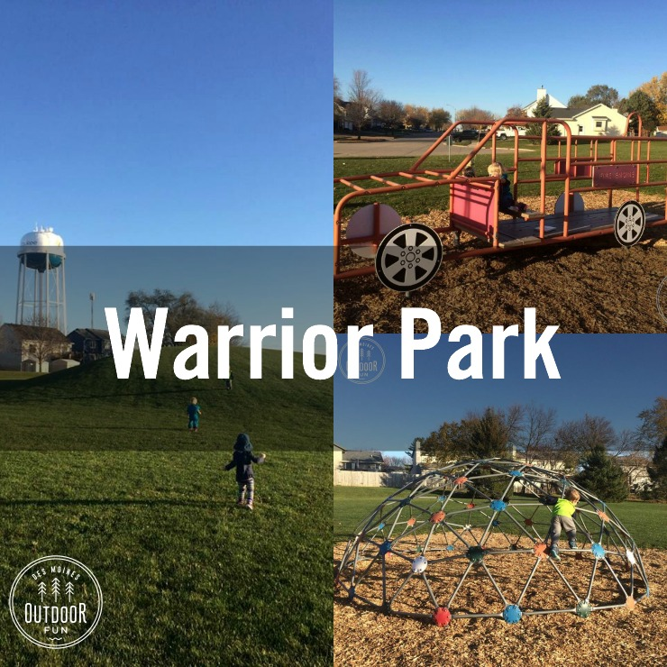 Warrior Park In Waukee Iowa