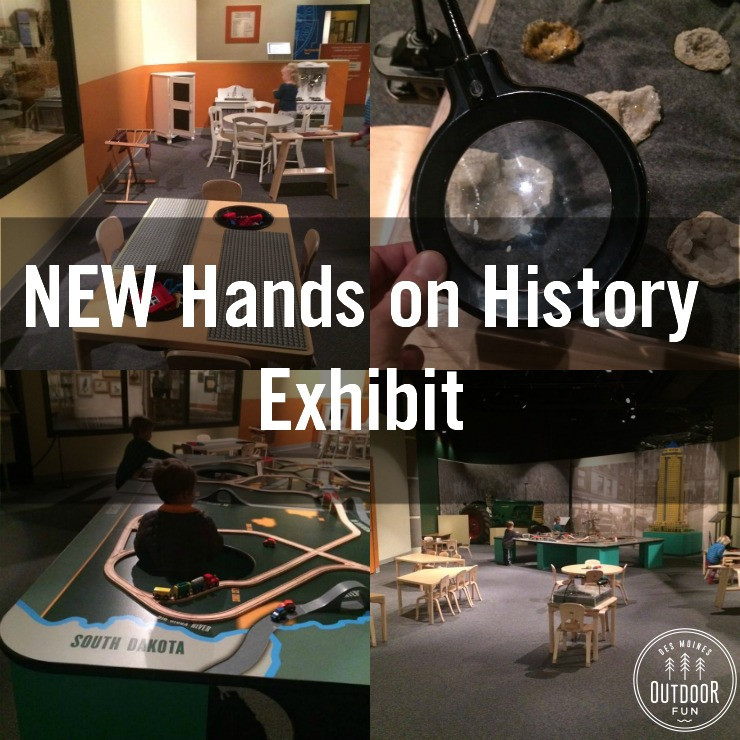 new exhibit at state historical museum