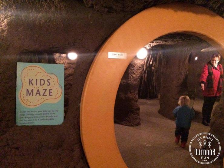 indoor cave