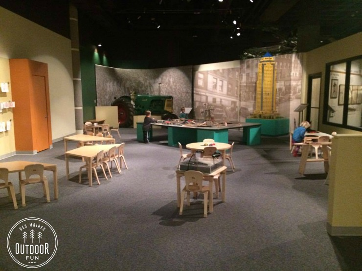 new exhibit at iowa historical museum