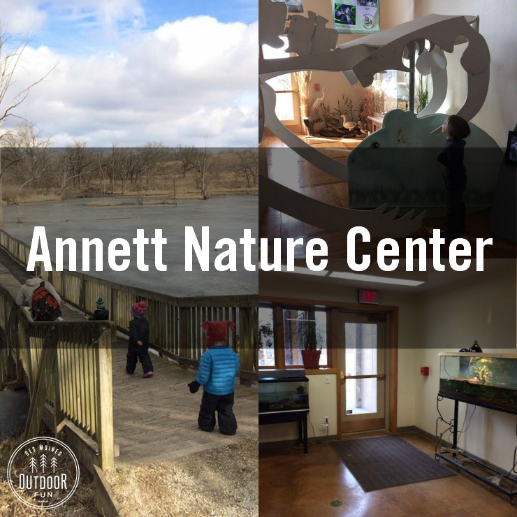 Annett Nature Center Indianola, Iowa