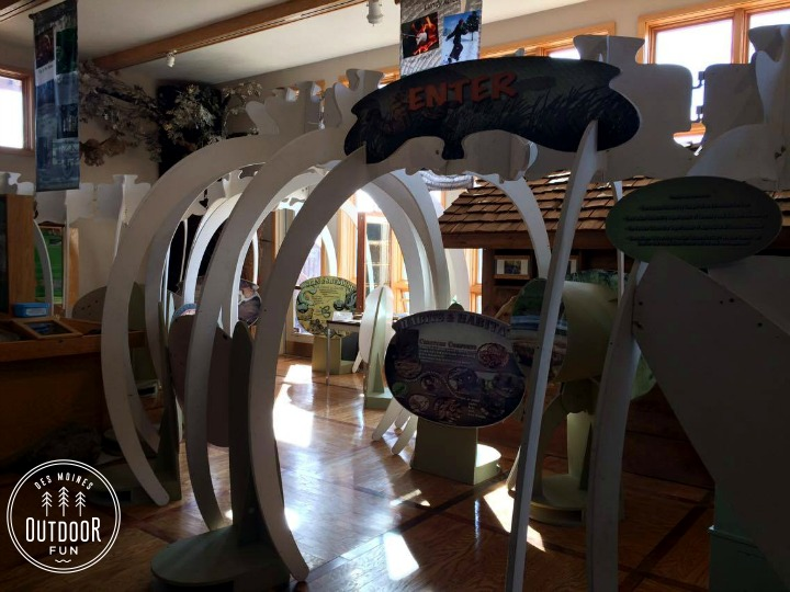indoor nature museum for kids des moines iowa