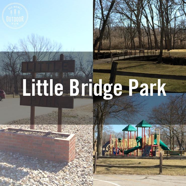 Little Bridge Park In De Soto Iowa (5)