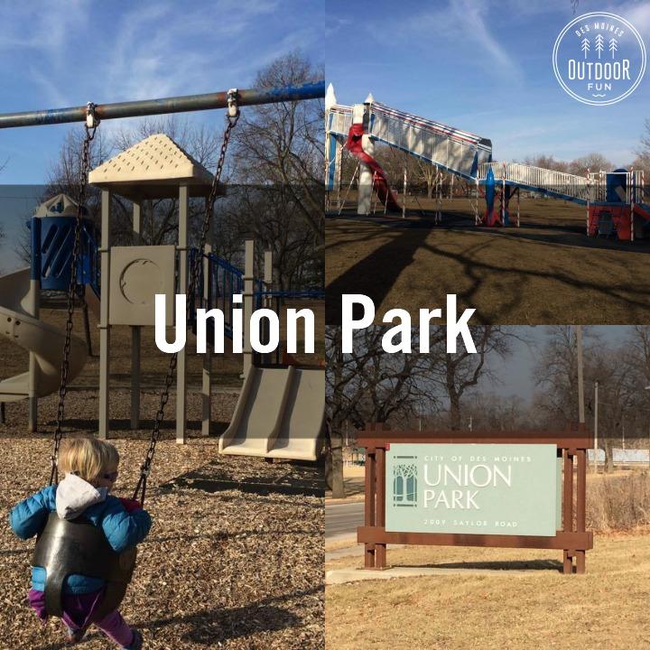 Union Park Des Moines Iowa