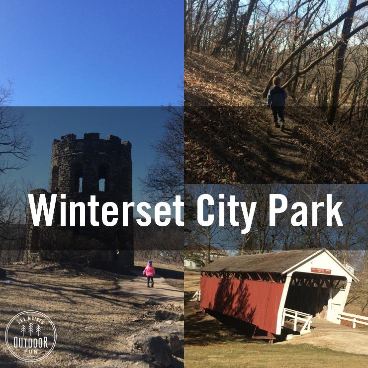 Winterset City Park Hiking Trail (11)