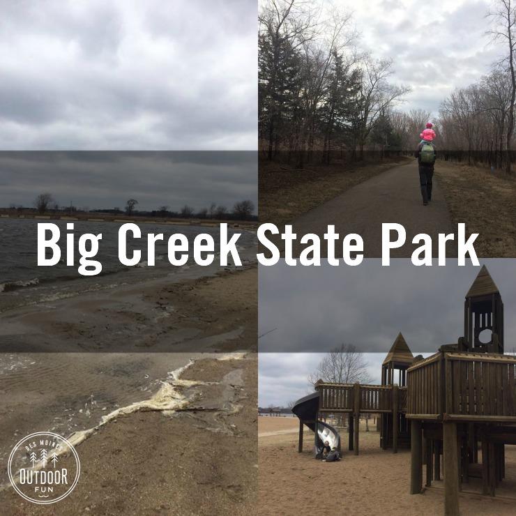 Big Creek State Park Big Creek Beach Des Moines Iowa Polk City