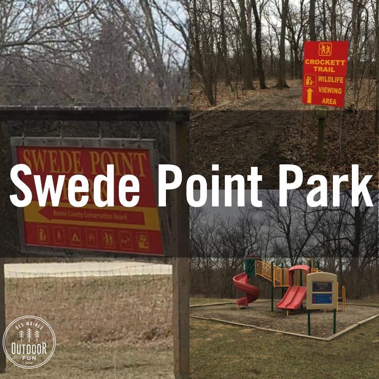 Swede Point Park Madrid Iowa