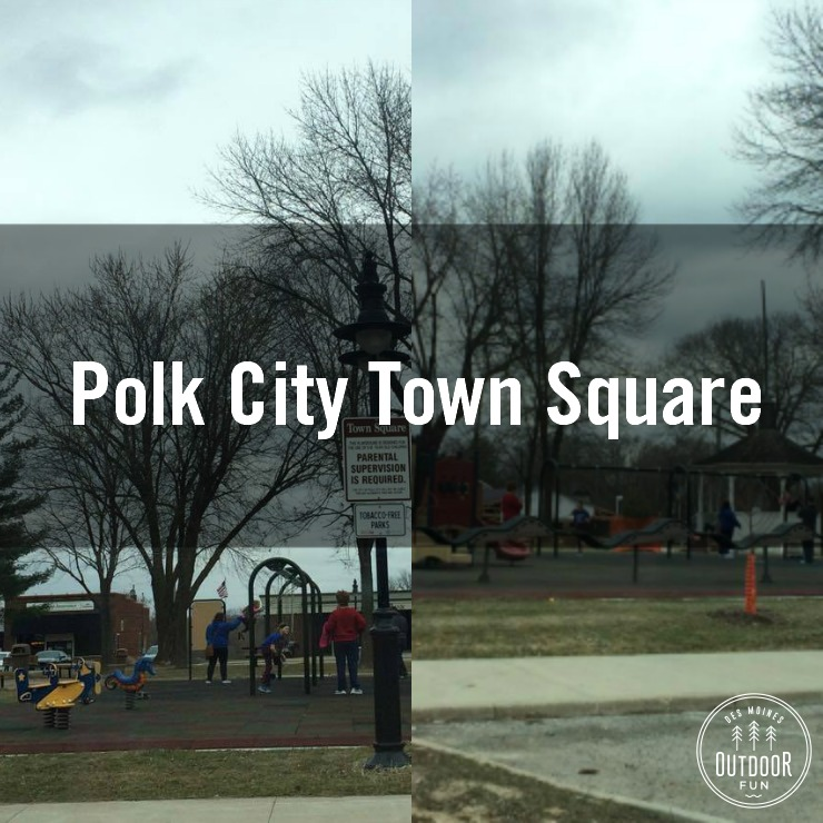 Polk City Town Square Park