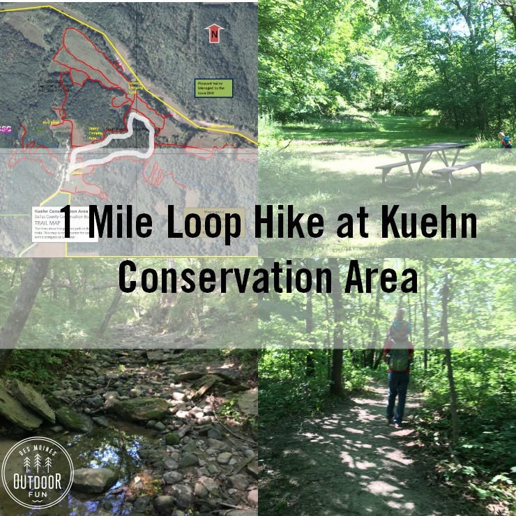 1 mile loop trail kuehn