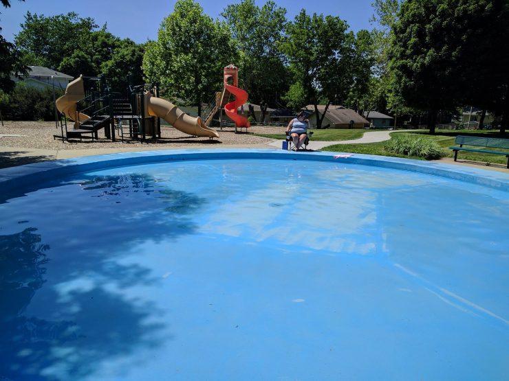 jordan park wading pool des moines iowa