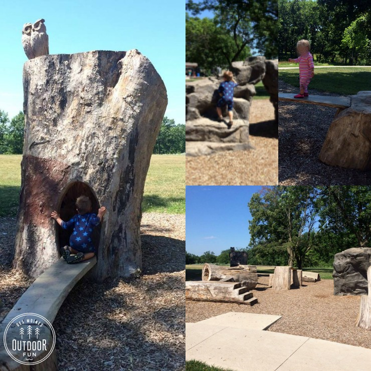 mchenry park natural playscape