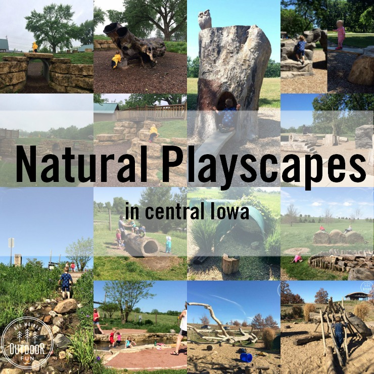 Natural Playscapes Des Moines Iowa Central Iowa Area