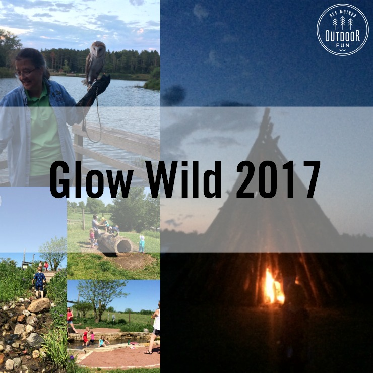 glow wild at jester park 2017 event
