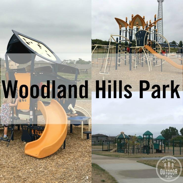 Woodland Hills Park – West Des Moines, Iowa
