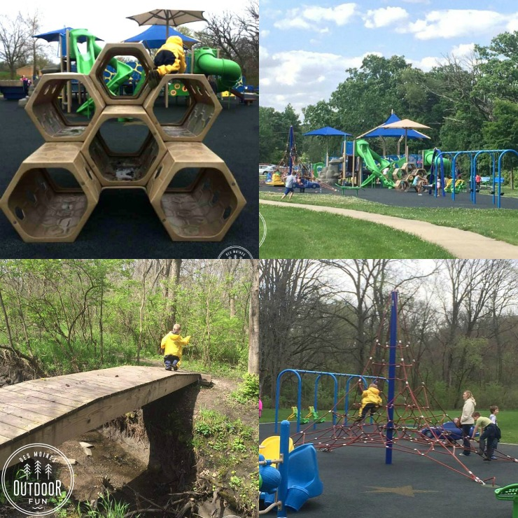 ashley okland star playground ewing park des moines iowa