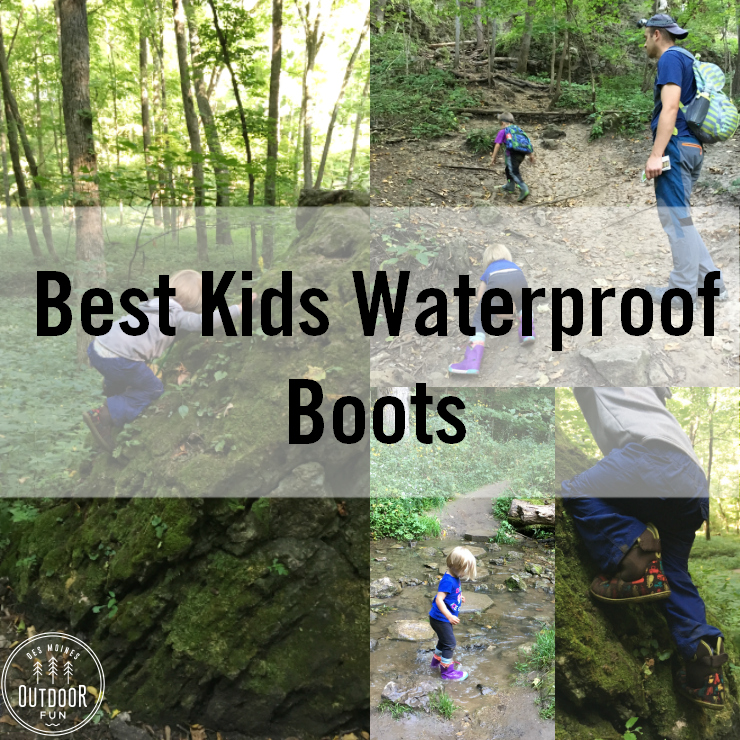 best kids waterproof boots