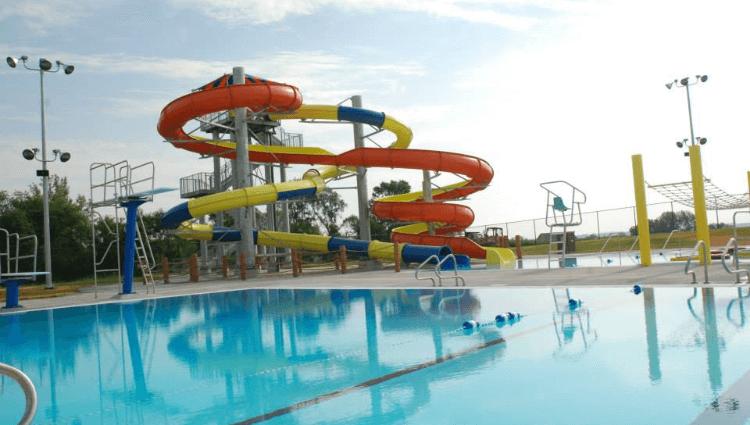 Adel, Iowa, Aquatic Center, Pool