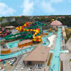 Adventureland Bay, Adventureland, Iowa, Altoona