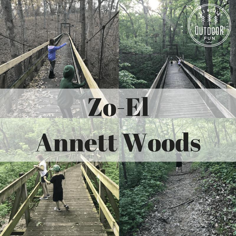 Des Moines, Iowa, Central Iowa, Zo-El Annett Woods