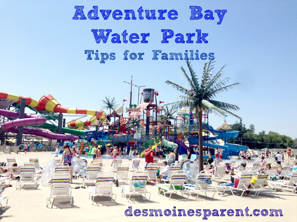 Adventure Bay, Water Park, Altoona, Iowa