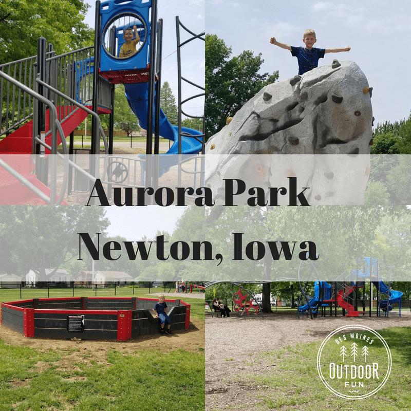 Aurora Park, Newton, Iowa