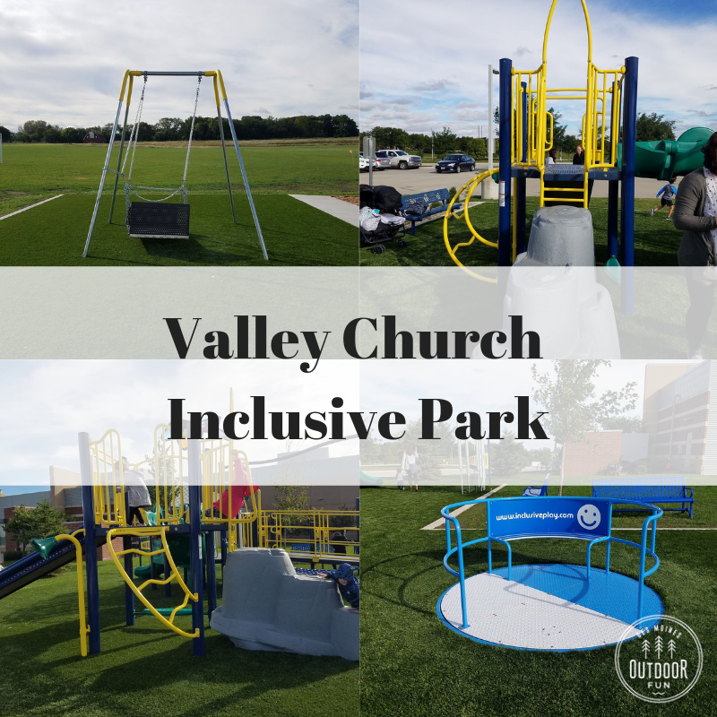 Valley Church, Park, West Des Moines