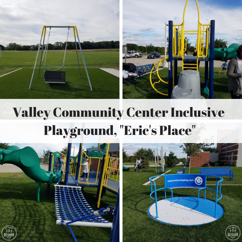 Valley Church, Park, West Des Moines, Valley Community Center, Eric's Place