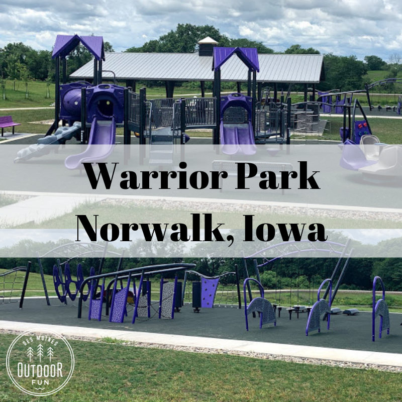 Warrior Park, Norwalk, Iowa