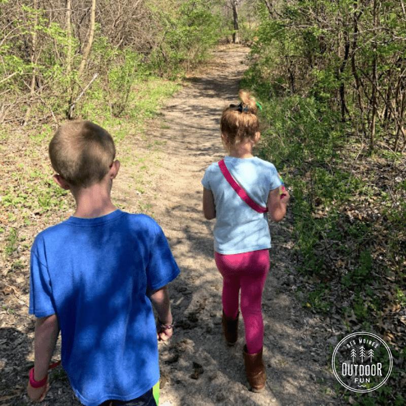 Red Rock Lake, Elk Rock State Park, Knoxville, Iowa, hiking in Iowa