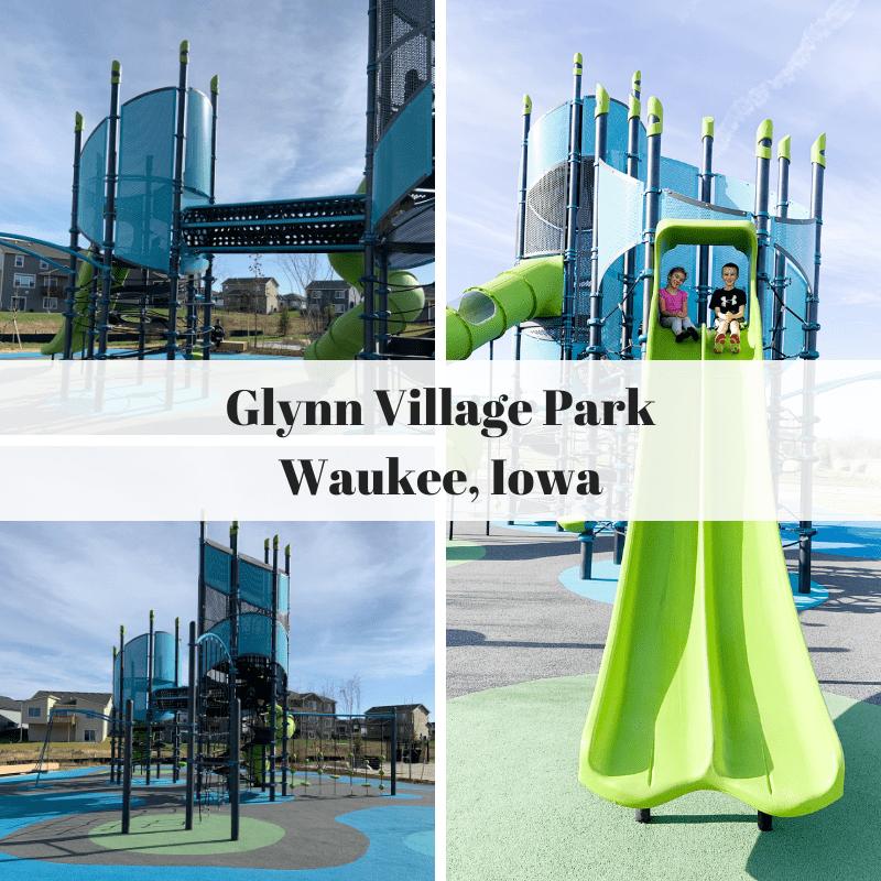 Glynn Village Park, Iowa, Waukee