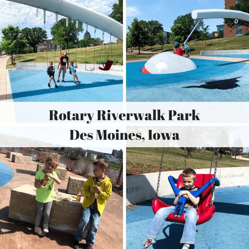 Rotary Riverwalk Park, Des Moines, Iowa, Downtown Des Moines, Principal Riverwalk, Lauridsen Skatepark, des moines parks